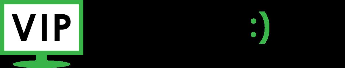 VIP Computer Care Logo